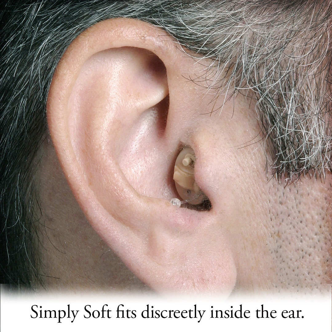 Invisible Hearing aid Clear Sound mini Hearing Aids For The ...
